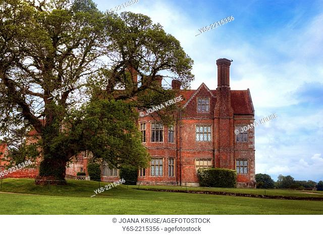 Breamore House, Breamore, Hampshire, England, United Kingdom