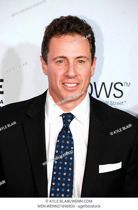 Celebrities attend Stand up for Heroes at Madison Square Garden in NYC. Featuring: Chris Cuomo Where: New York, New York