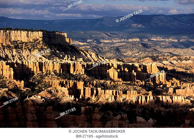USA, United States of America, Utah: Bryce Canyon National Park, view from Sunset Point