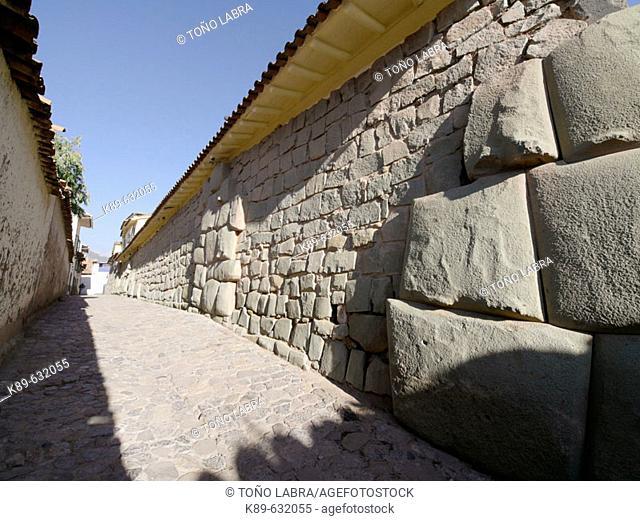 Street, Cuzco, Peru