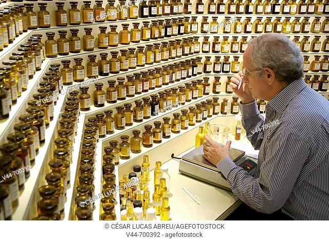Parfumerie Fragonard. Grasse. Alpes Maritimes. France