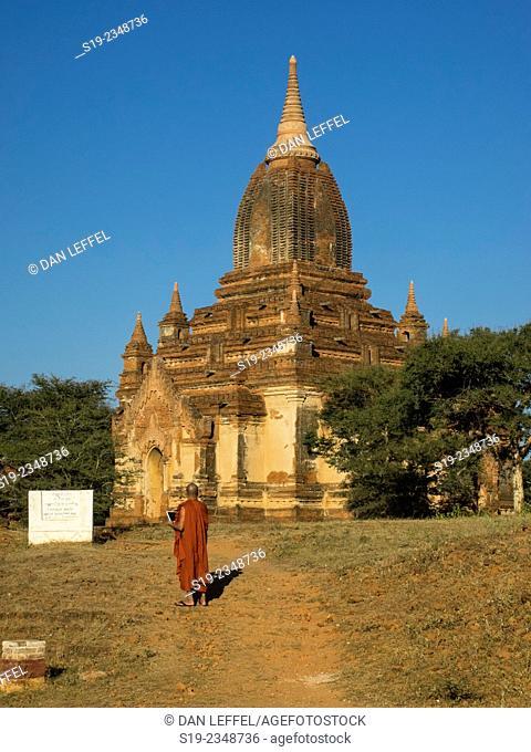 Bagan Archelogical Site