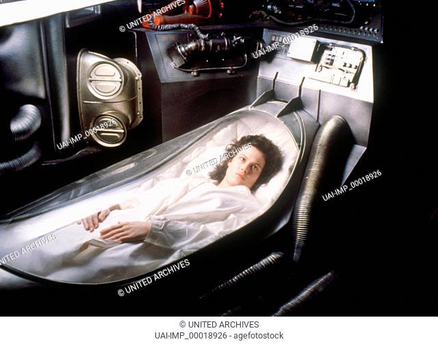 Alien - Director s Cut, (ALIEN - DIRECTOR S CUT) GB 2003, Regie: Ridley Scott, SIGOURNEY WEAVER