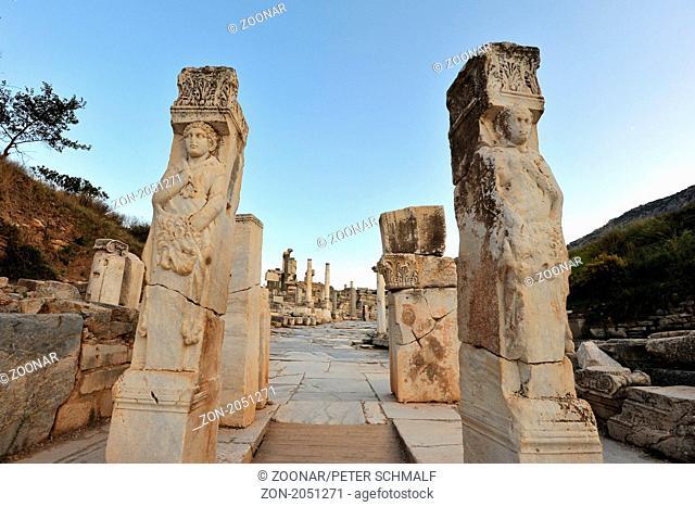 Ephesos Herkules-Tor