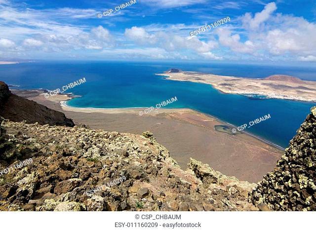 Lanzarote Mirador del Rio View 024