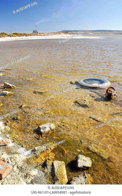 Water pollution in the upper reaches of the Gulf, South Australia