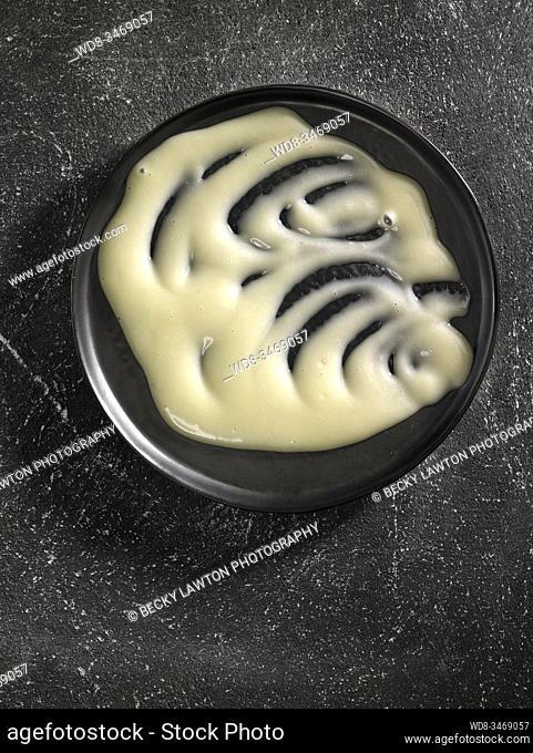 mayonesa de wasabi / wasabi mayonnaise