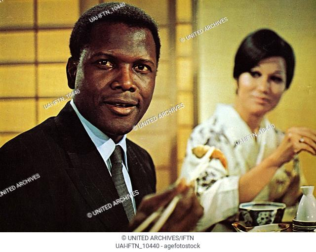 For Love Of Ivy, aka: Liebling, USA 1968, Regie: Daniel Mann, Darsteller: Sidney Poitier