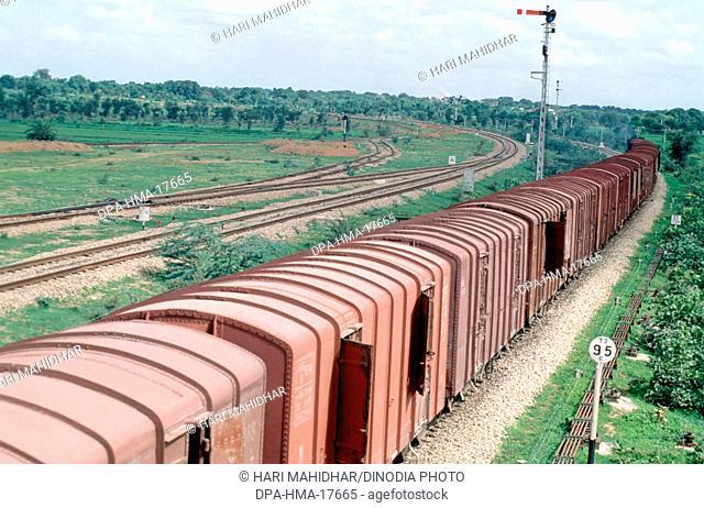 Trains Railways