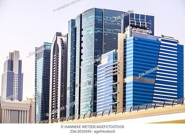 The Sheraton Hotel in Dubai, UAE