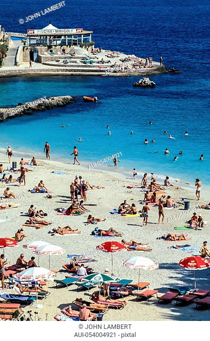 spain, balearic islands, majorca island, beach