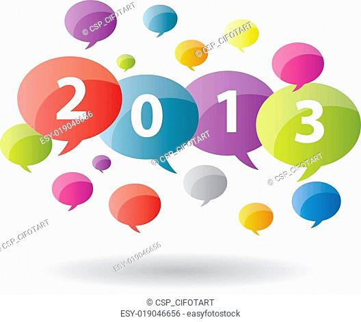 bubble of year 2013