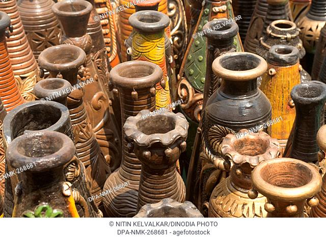 Surai kept for sell, Thane, Maharashtra, India, Asia