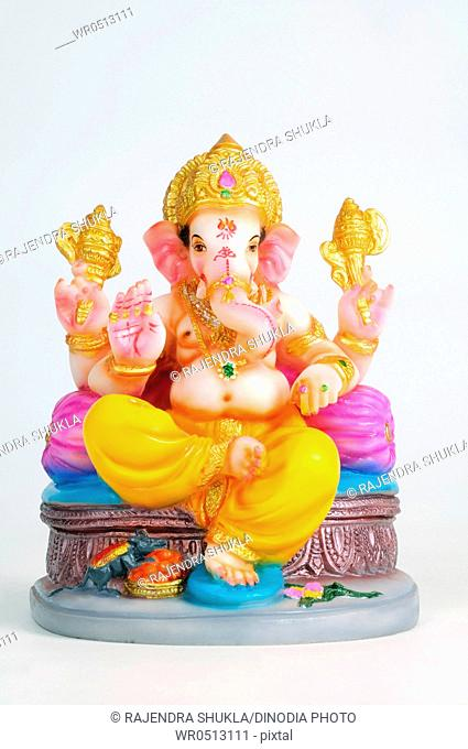 Statue of lord ganesh , India