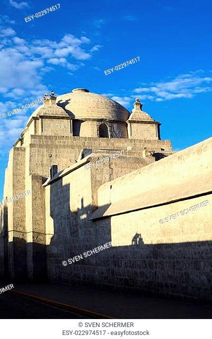 Monasterio de Santa Catalina in Arequipa, Peru