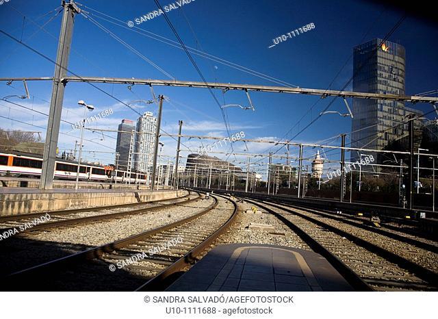 Estació de França railway station, Barcelona, Catalonia, Spain