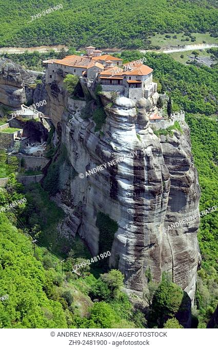 Greek Orthodox monasteries at Meteora