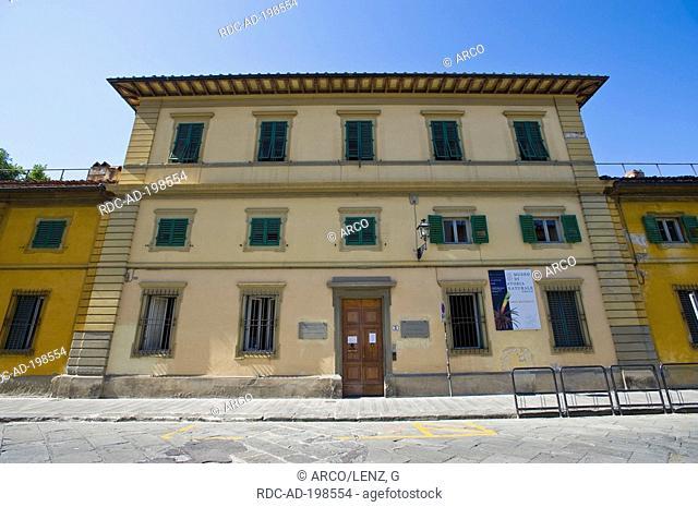 Botanical Garden Giardino dei Semplici, founded in 1545, Florence, Toscana, Italy, Firenze, Orto Botanico
