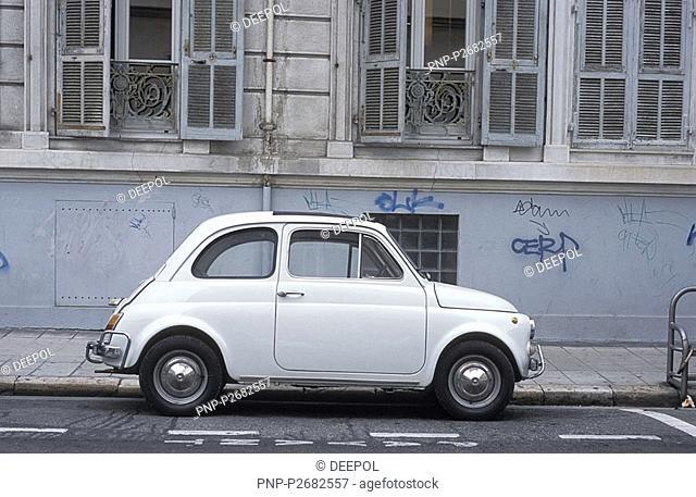France, Nice, car