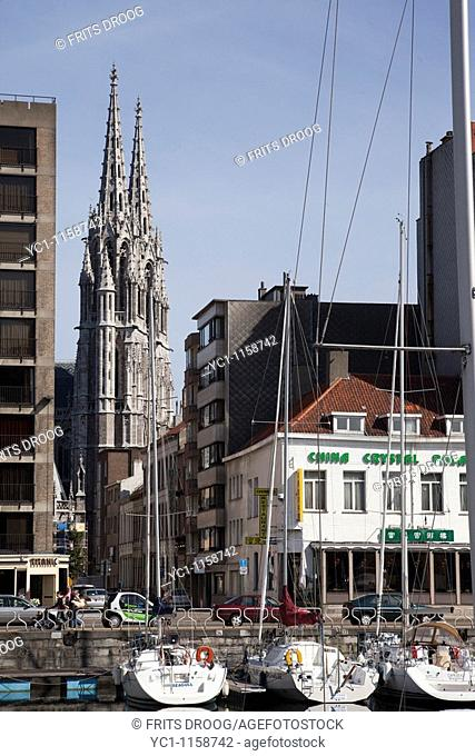 Church of St  Peter and St  Paul, Oostende, Belgium