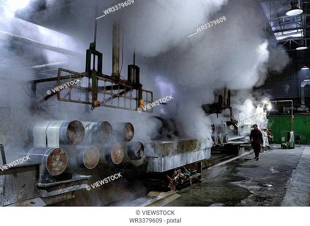 Chongqing factory workshop