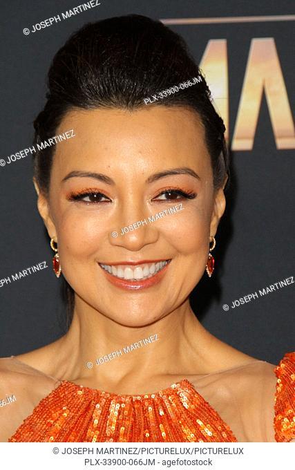 "Ming-Na-Wen at """"The Mandalorian"""" Premiere held at El Capitan Theatre in Hollywood, CA, November 13, 2019. Photo Credit: Joseph Martinez / PictureLux"