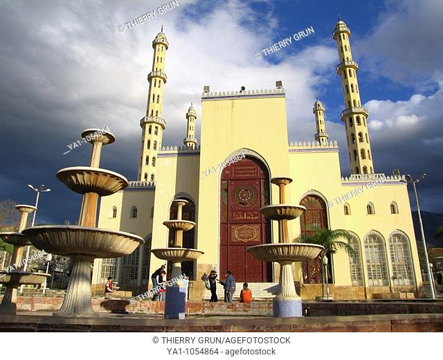 Al-Kawthar mosque, Blida town south of Algiers, Algeria