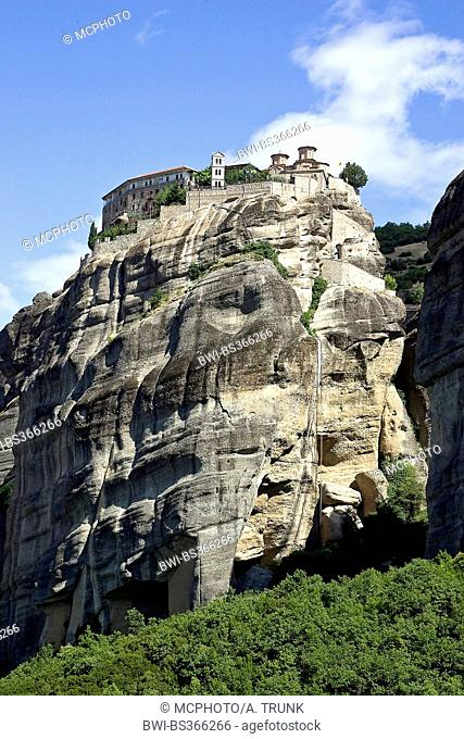 Meteora monasteries, Greece, Thessaly