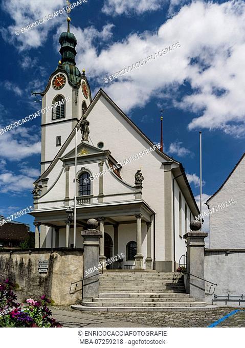 St. Stephen's Church in Beromünster
