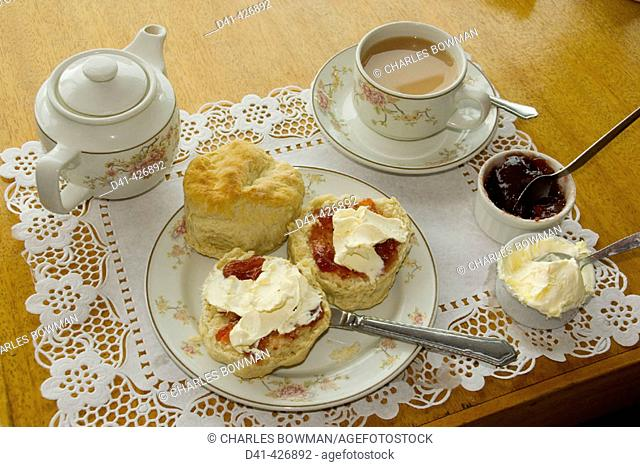 England, breakfast
