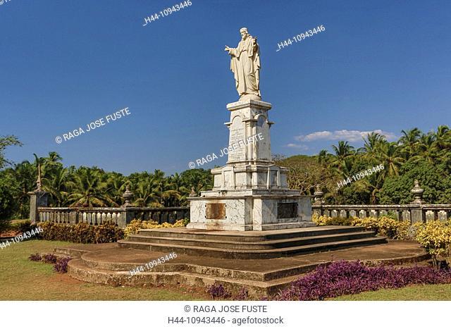 India, South India, Asia, Goa, City, World Heritage, Holy Heart, Monument, Old Goa, Christianity, famous, monument, religion, unesco, Catherine of Alexandria
