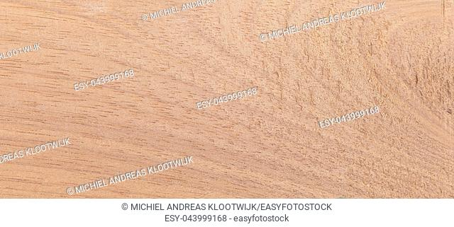 Wood background - Wood from the tropical rainforest - Suriname - Couratari spp