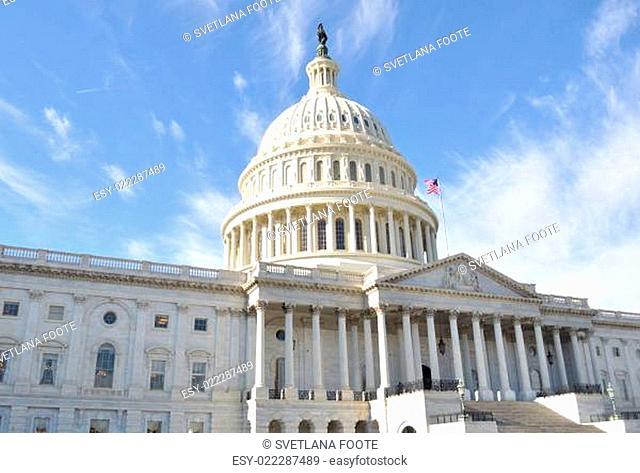 Capitol Hill Building , Washington DC