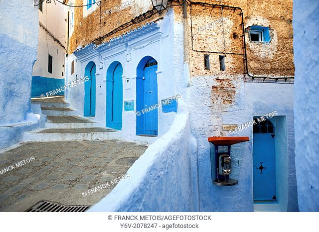 Chefchaouen Old Town ( medina), Morocco