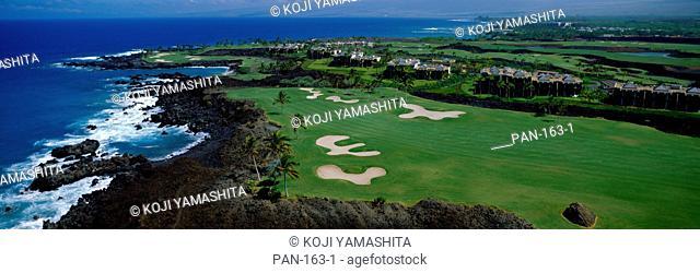 Francis H. I'i Brown Golf Courses, Hawaii, USA, No Release