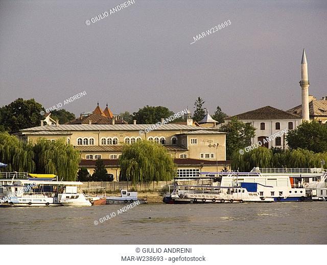 europe, romania, dobrugia, delta of the danube river, tulcea