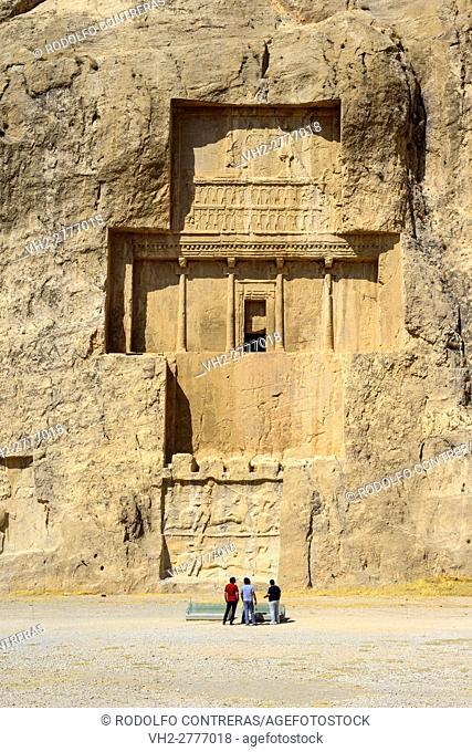 Naqsh-e Rustam necropolis