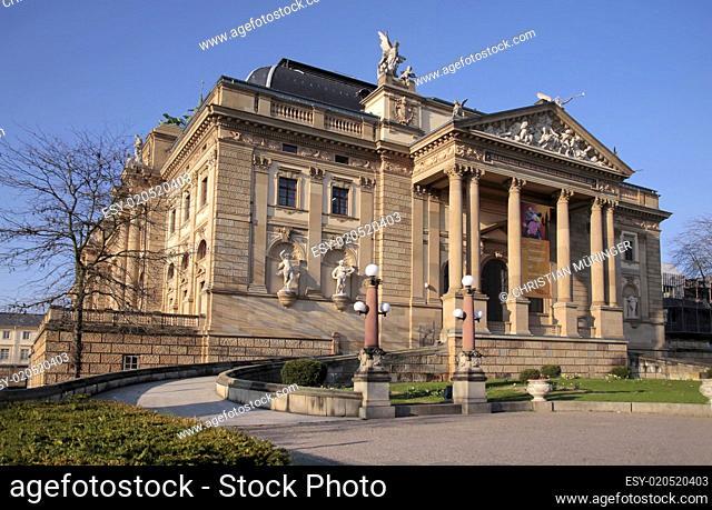 Hessisches Staatstheater in Wiesbaden
