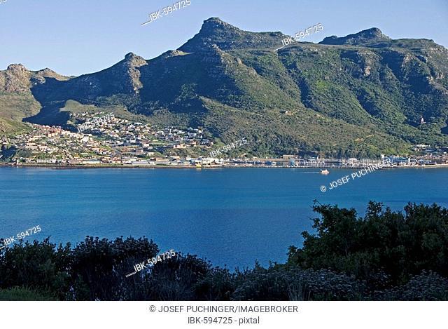 Chapmancost named after the famous seaman John Chapmann, Chapman's Peak Drive, South Africa