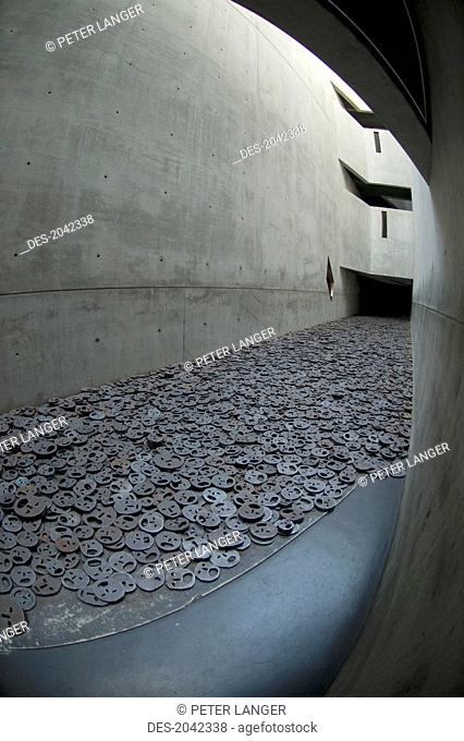 Shalechet - Fallen Leaves At The Jewish Museum In Berlin, Germany
