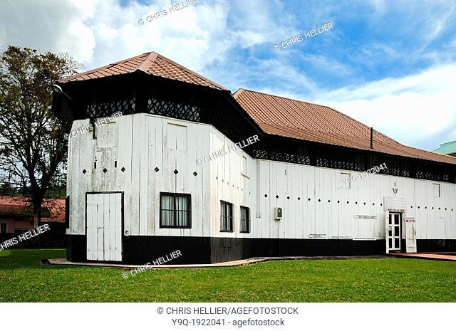 Colonial Sylvia Fort Kapit Sarawak Borneo Malaysia