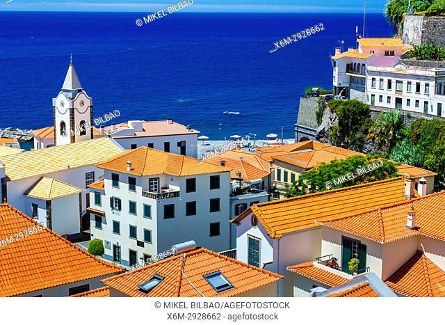 Ponta do Sol village. Madeira, Portugal, Europe