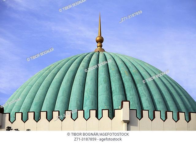 Uzbekistan; Tashkent, Amir Timur Museum,