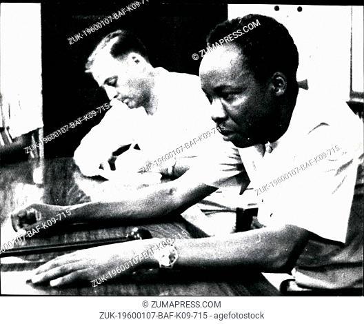 1972 - Tanzania President Julius Nyerere at Press-Conference State House Daressalaam. Credit: Camerapix (Credit Image: © Keystone Pictures USA/ZUMAPRESS