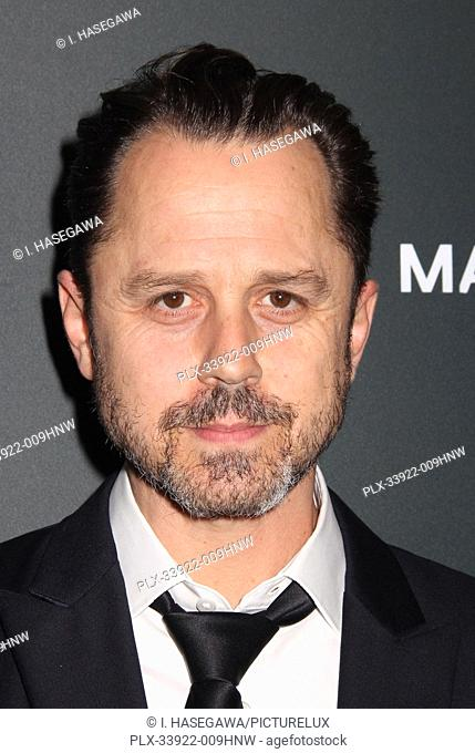 """Giovanni Ribisi 12/04/2019 The Los Angeles Special Screening of """"""""A Million Little Pieces"""""""" held at The London West Hollywood at Beverly Hills in West Hollywood"""