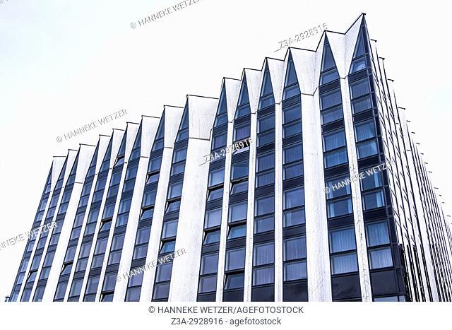 Modern architecture in Tallinn, Estonia, Europe