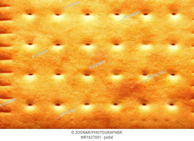 Closeup cookie biscuits texture background