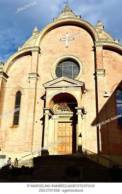 San Giovanni in Monte is a 15th-century Roman Catholic church in Bologna, Emilia-Romagna, Italy, Europe