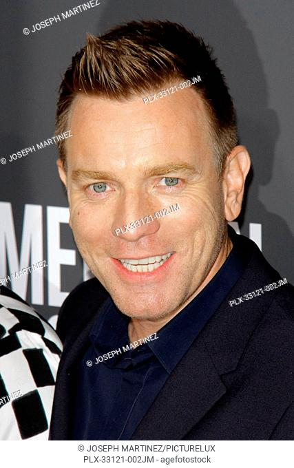 Ewan McGregor at the LA Special Screening of Premiere of Lionsgate's American Pastoral held at the Academy's Samuel Goldwyn Theater in Beverly Hills, CA