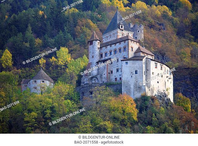 Castel Trostburg, Castel Forte, near the village of Waidbruck, Trentino, Italy